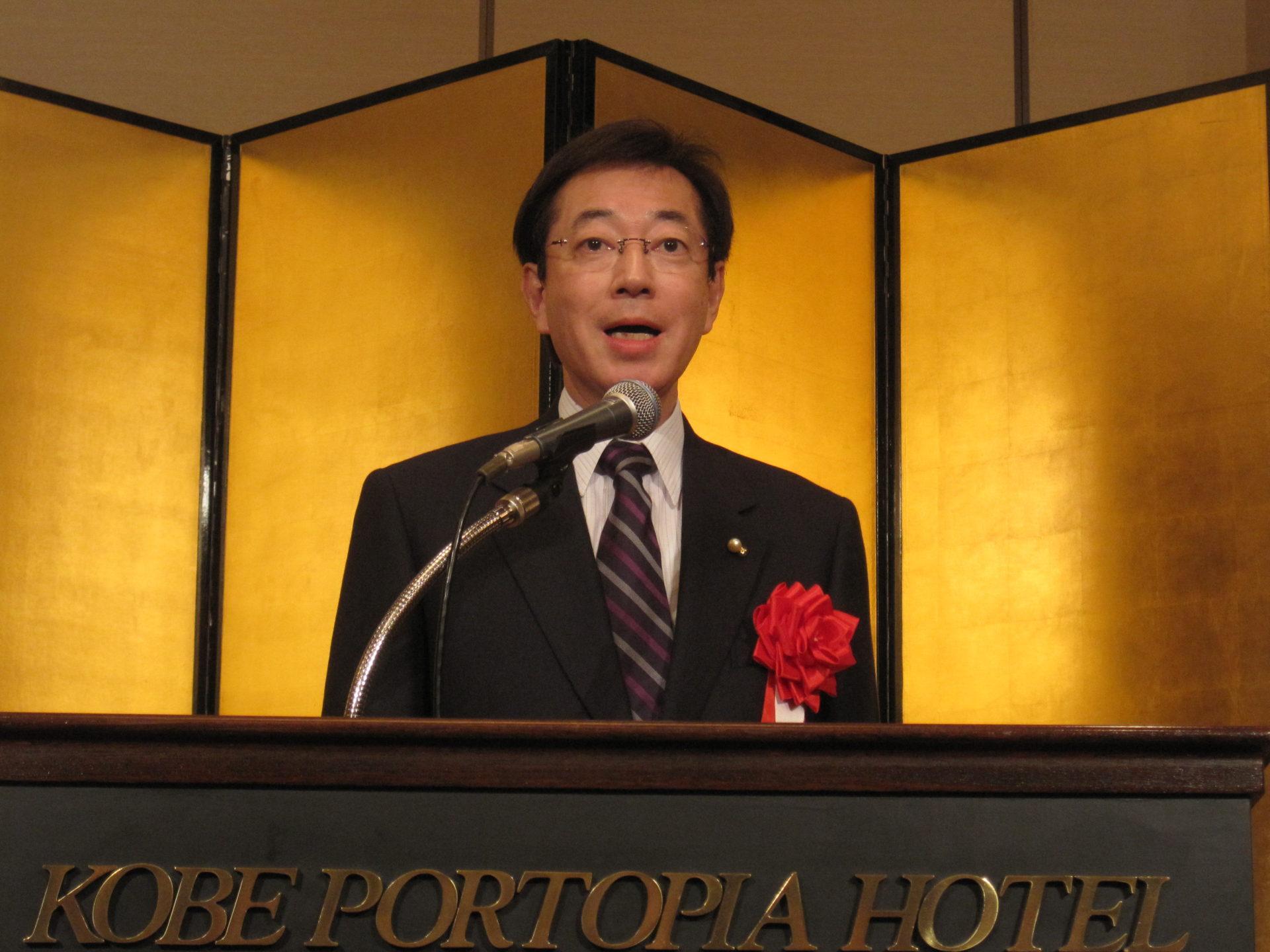 井戸 敏三 兵庫 県知事